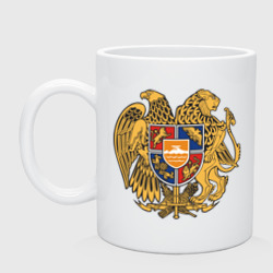 Герб Армении - интернет магазин Futbolkaa.ru