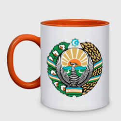 Узбекистан герб