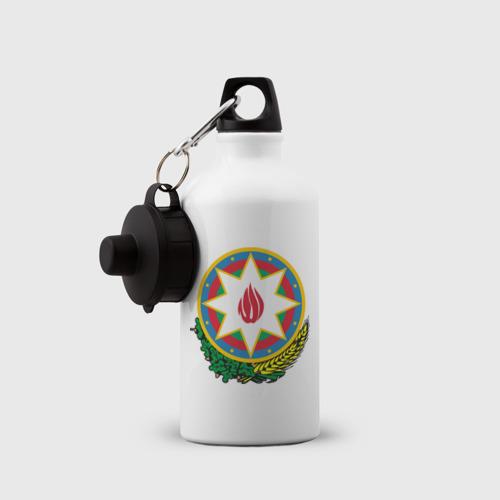 Бутылка спортивная  Фото 03, Азербайджан герб
