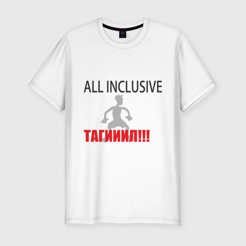 Мужская футболка премиум  Фото 01, Тагил (2)
