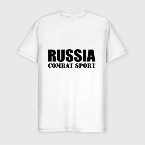 Мужская футболка премиум  Фото 02, Russia Fighters