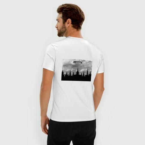 Мужская футболка премиум  Фото 04, Семь высоток Guf