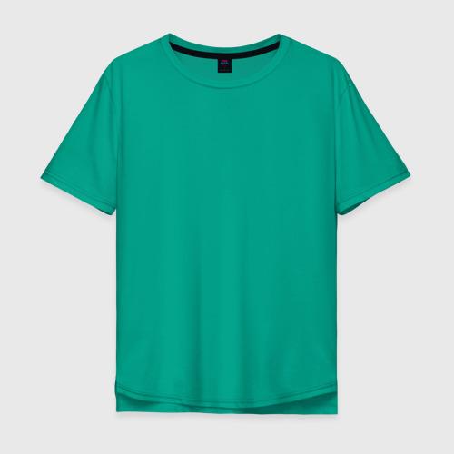 Мужская футболка хлопок Oversize Семь высоток Guf Фото 01