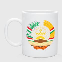 Таджикистан герб - интернет магазин Futbolkaa.ru