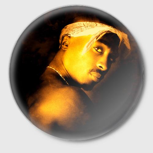 Значок  Фото 01, Tupac