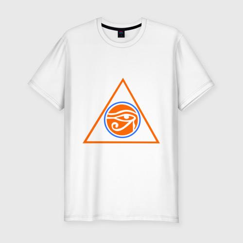 Мужская футболка премиум  Фото 01, Eye of Ra