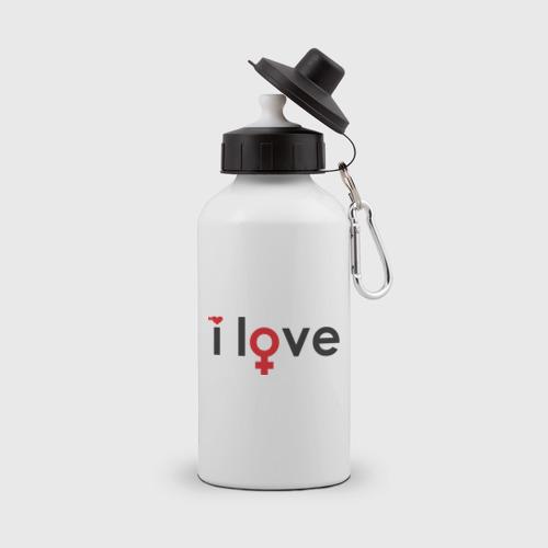 I love cup (парная, женская)