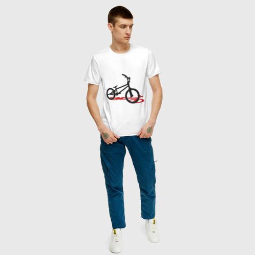 Мужская футболка хлопок BMX 1 Фото 01