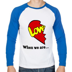 Love is (мужская)
