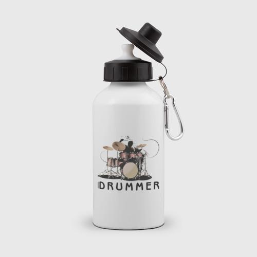 Бутылка спортивная Drummer