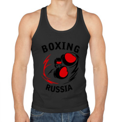 Boxing russia forever