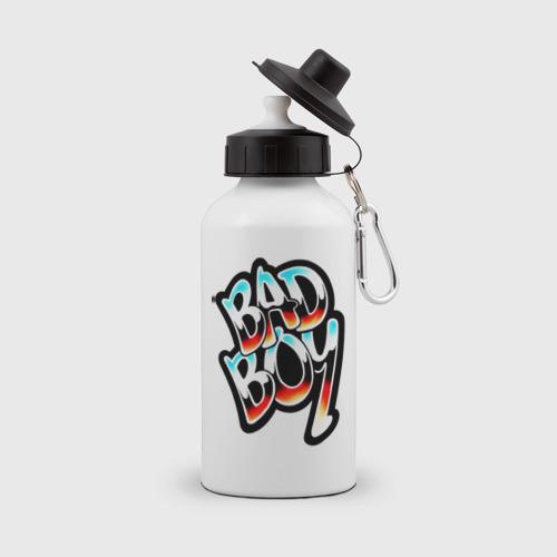 Бутылка спортивная Bad-Boy.плохой