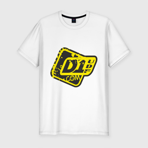Мужская футболка премиум  Фото 01, Дрифт