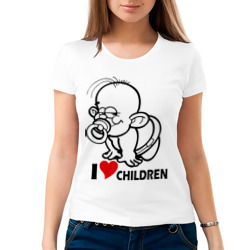 I love children