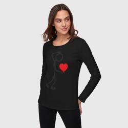 Человечек с сердцем (2)