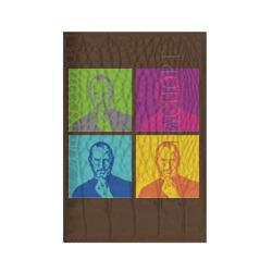 Стив Джобс цветной (5)
