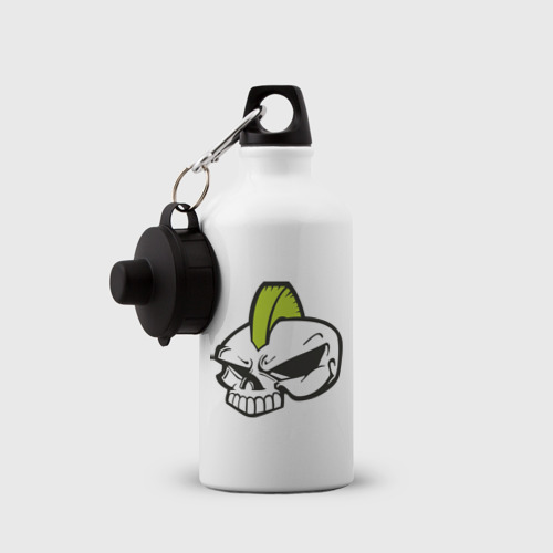 Бутылка спортивная  Фото 03, Skull Punk Helloween (5)