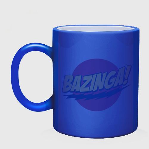 Кружка хамелеон  Фото 02, Bazinga Logo (5)