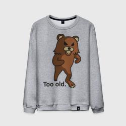 Pedobear too old