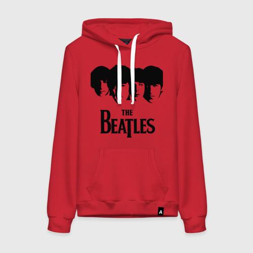 Женская толстовка хлопок The Beatles