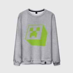 Minecraft creeper green