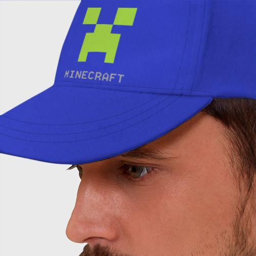 Minecraft logo grey (3)