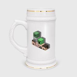 Minecraft cube (5)