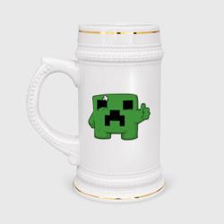 Minecraft green (5)