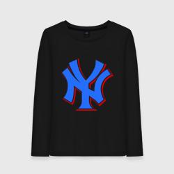 NY Yankees blue
