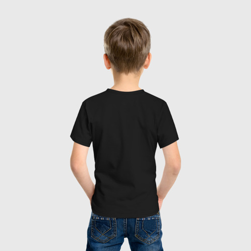 Детская футболка хлопок Пришелец Саня Фото 01