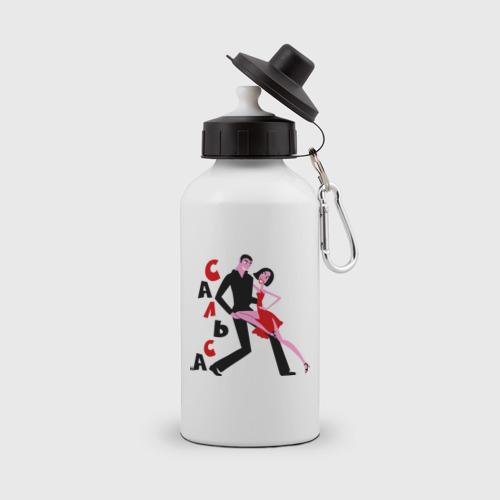 Бутылка спортивная  Фото 01, Сальса