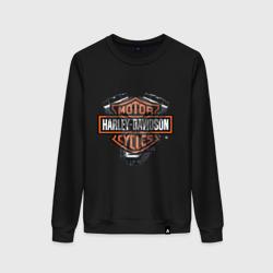 Harley Davidson.двигатель