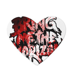 Bring me the horizon blood in (4)