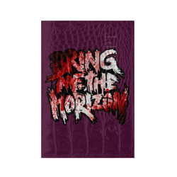 Bring me the horizon blood in (5)