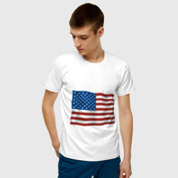 Америка флаг