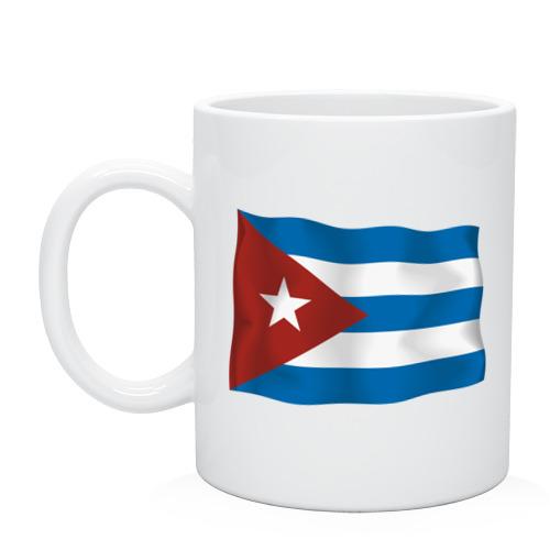 Кружка Куба флаг (5) от Всемайки