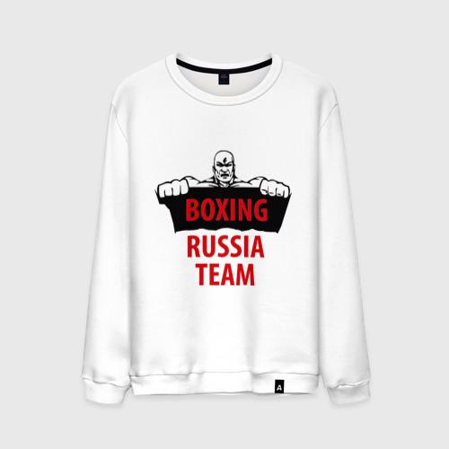 Мужской свитшот хлопок  Фото 01, Boxing Russian Team