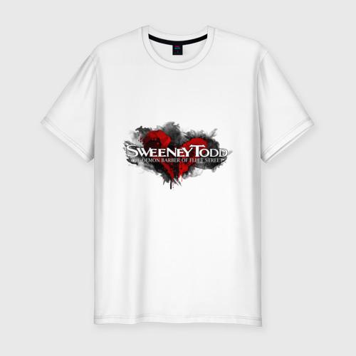 Мужская футболка премиум  Фото 01, Тодд