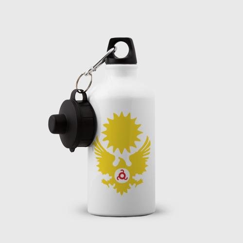 Бутылка спортивная  Фото 03, Ингушетия Магас герб