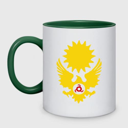 Ингушетия Магас герб