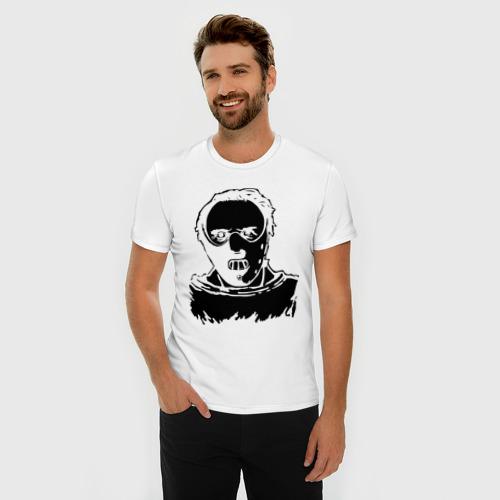 Мужская футболка премиум  Фото 03, Ганнибал Лектор