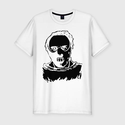 Мужская футболка премиум  Фото 01, Ганнибал Лектор