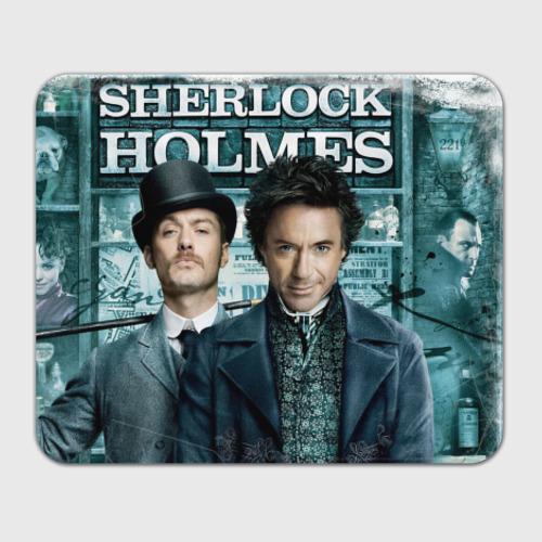 Коврик для мышки прямоугольный Шерлок Холмс 2 Фото 01