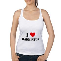 Я люблю бадминтон