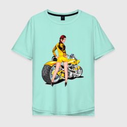 The excellent bike & sexy girl (2)