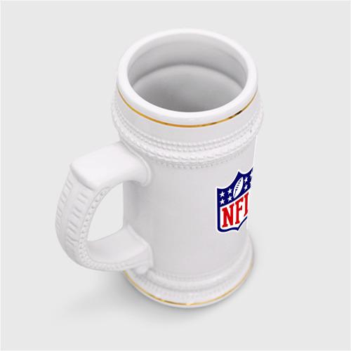 Кружка пивная  Фото 03, NFL