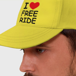 I love free ride