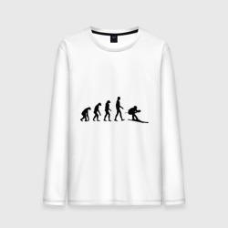 Эволюция лыжи
