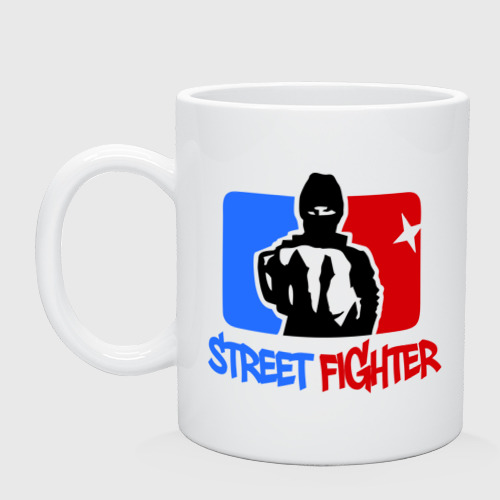 Кружка  Фото 01, Street fighter