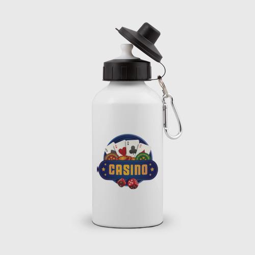 Бутылка спортивная  Фото 01, Casino - Казино